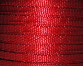 "3/8"" Nylon Webbing - Five, Ten, Twenty, or Fifty Yards"