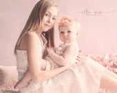 5ft x 7ft SOLID Soft Pink ----- Vinyl Photography Backdrop