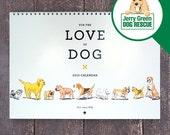For the Love of Dog - 2015 Calendar