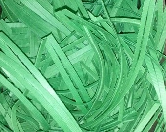 Easter Shredded Card Stock Green Packing Supplies Easter Grass Shipping