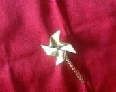 Pinwheel Stickpin