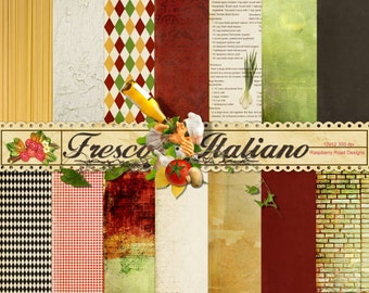 Fresco Italiano Paper Set