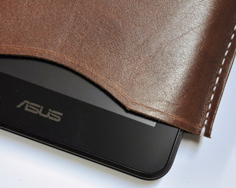Leather case for ASUS memo pad