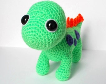 Dino the baby dinosaur - Made to order