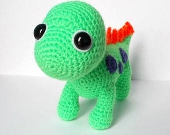 Dino the baby dinosaur - Made to order