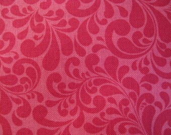 Swirl by Whistler Studios, Windham Fabric FQ. OOP. More available