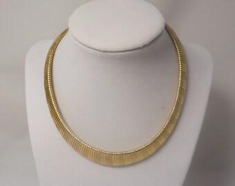 Vintage Choker Style Necklace