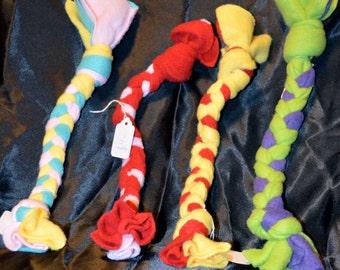 Dog Fleece Rope Toy