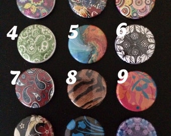 Magnetic  Inserts for Interchangeable Necklaces and Bracelets