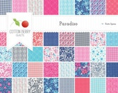 Sale - Paradiso Fat Quarter Bundle by Kate Spain for Moda - One Fat Quarter Bundle 36 SKUS - 27200AB