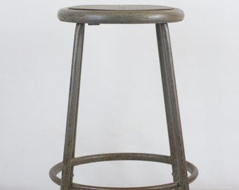 Industrial Shop Stool Royal InterRoyal Royal Metal Lab Stool Metal Stool Short Industrial Shop Stool