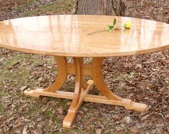 Elliptical Cherry Pi Table © 2015