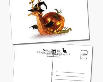 Snail Mail: Pumpkin Snail