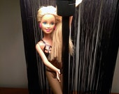 Pole Dancing Doll Table Lamp