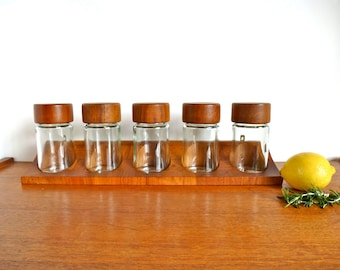 Danish Modern Digsmed Spice Rack