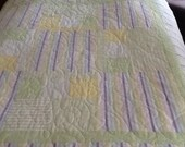 Quilt for Baby, crib quilt