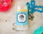 Unscented Deodorant - Halal - Vegan - Hajj - Umrah
