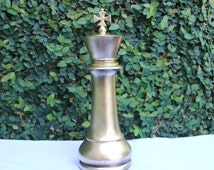 Popular Items For Large Chess On Etsy