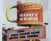 Frost Top Drive-In Coaster New Orleans