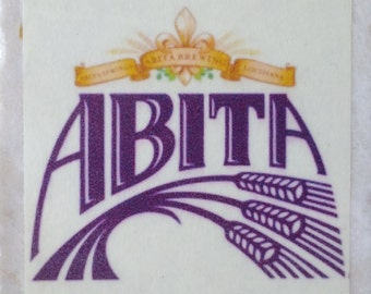 Abita Beer Coaster New Orleans