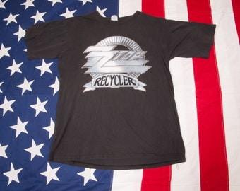 ZZ TOP Recycler Tour 1991 T-Shirt