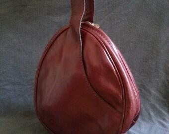 Authentic BOTTEGA VENETA Leather Wristlet