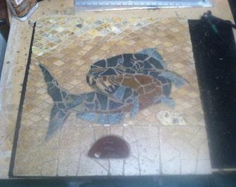 Tile Mosaic  ~ Wall Art
