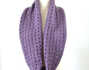 Knitting Pattern Infinity Scarf Easy Improving Beginner Knitting Pattern Stacy Infinity Loop Scarf Instant Digital Download