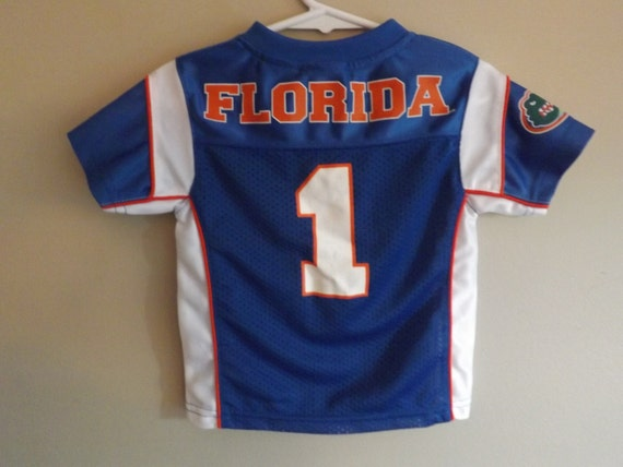 Florida Gators Jersey Boy Clothes Toddler by