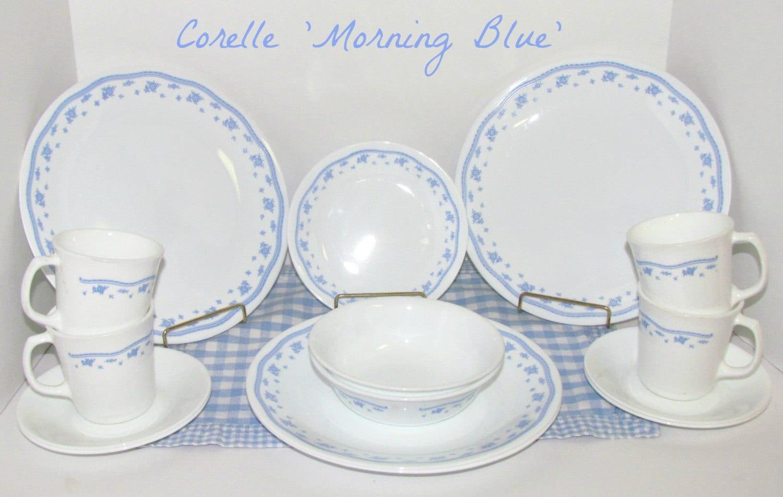 Corelle Vintage Blue 5
