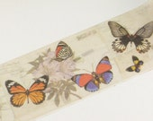 30mm Wide  Butterfly Print  Washi Tape - 1458