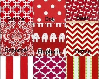 Premier Prints Red Fabrics