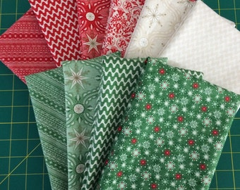 Half Yard Bundle - Holiday Fabrics
