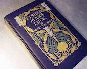 FISHERMANs LUCK Antique Scarce BOOK  Mint ORIGINAL 1905