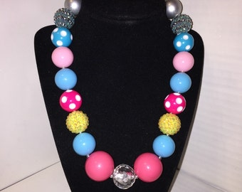 Spring Fever Chunky Necklace