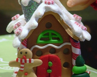 Gingerbread House for American Girl Dolls