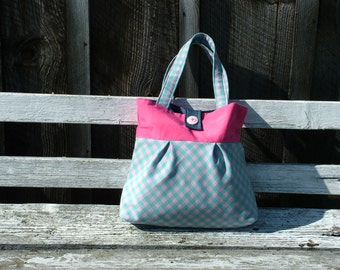 Short Handled Bag