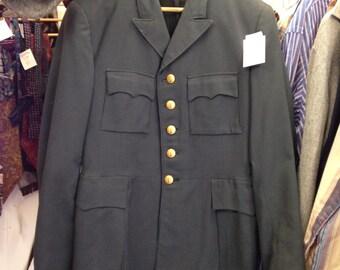 Vintage 1950's cbv military jacket