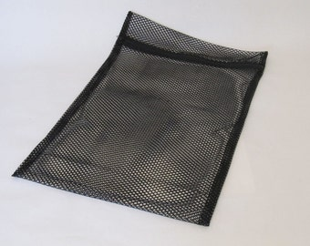 Zippered Mesh Laundry Bag For Delicates Small Size