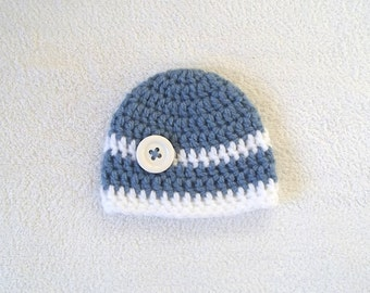 Chunky baby hat, new born photo prop, gift for baby, gift for new dad, new born gift, handmade gift, winter accessories, baby fashion
