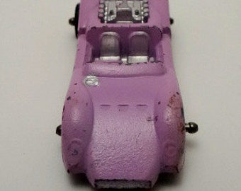 Tiny Lavender Race car, Migetoy