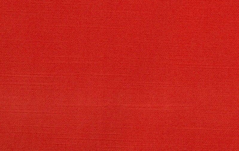 Coral Velvet Upholstery Fabric Solid Color Velvet By The