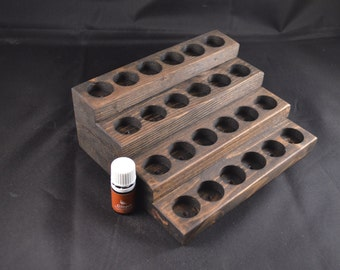 5ml 20-24 Bottle Essential Oil Display for 5ml ONLY Young Living Doterra AMEO