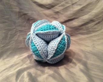 Amish Crochet Puzzel Ball
