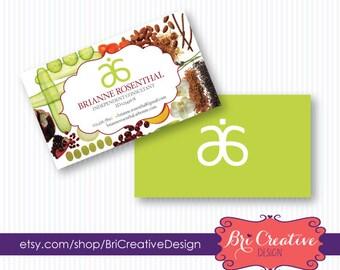 Fruit Arbonne Business Card Design