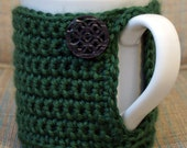 Reserved for Mrs DuPrez: Coffee and Beer Cozies