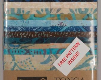 "TONGA-Strips ""Capri"" for Timeless Treasures"