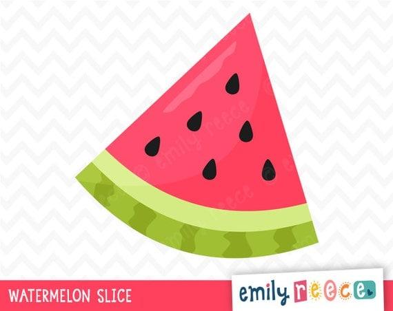 Cute Watermelon Clipart Watermelon Fresh Summe...