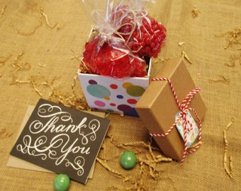 Personalized Candy Gift; Gift Package; Birthday Gifts; Get Well Gift Package; Welcome Box; Candy Favor Box; Candy Delivery