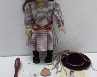 Vintage American Girl Doll Samantha From 1986